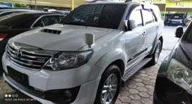 Fortuner tipe G TRD VNT Diesel Turbo matic record nasmoco
