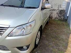 Innova diesel V 2012 matic ,PJK hidup panjang di Jogja