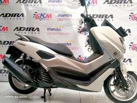 YAMAHA N-MAX 155 KM LOWES GAES TAHUN 2019