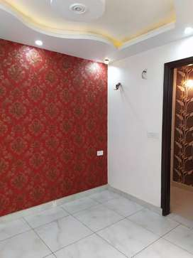 500 SQ ft 2bhk L-type flat at 19.5 lacs in uttam nagar with 90% loan