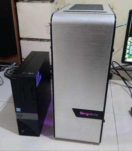 Mini PC DELL Vostro 3250 intel G4400 skylake ram 4gb wifi ready