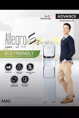 Dispenser advance allegro s2