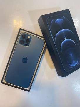 I PHONE 12PRO -256GB GREY COLOUR & BOX KIT AVAILABLE & WARRANTY >%