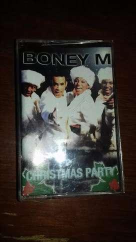 Kaset pita boney m christmas party