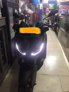 Dijual Cepat XMAX ABU 2017 ABS