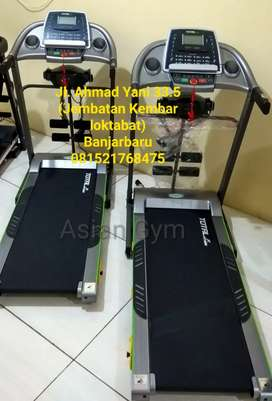 Ready treadmil motor 2Hp manual incline