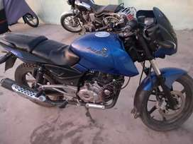Well condition, pulsar 180