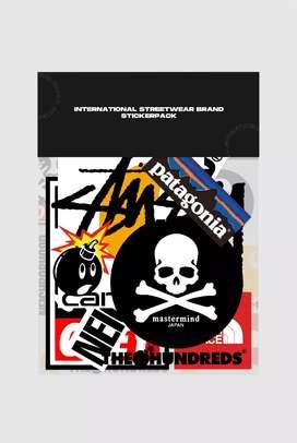 Streetwear Stickerpack Vinyl
