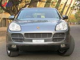 Porsche Cayenne Turbo S, 2005, Petrol