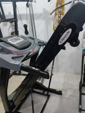 Lifestyle Auto inclined Treadmill running machine Automatic runner