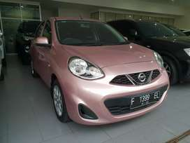Nissan March 1.2 at matic 2014, dp 17 jt/angs 2.5 jt