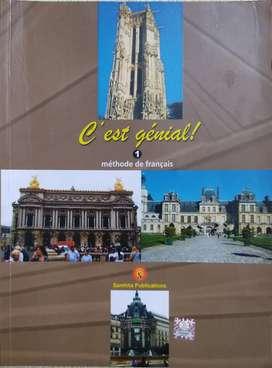 C'est génial! French book (basic)
