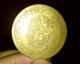 Coin lama elisabet thn 1919