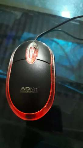 Mouse Laser Rs 100