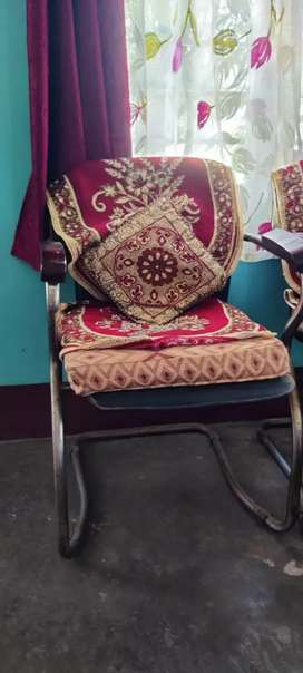 Want to sell steel chair at just Rs.2000