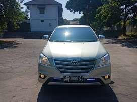 Toyota Kijang Innova 2.0 G 2014 MT