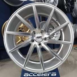 Pelek Racing Murah Ring 20 Mobil Terios HRV HSR CIAO R20x9 Pcd 5x114,3