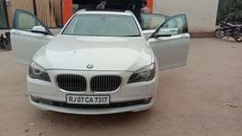 BMW 7 series, 730 LD Prestige, 2011 Model, Sedan