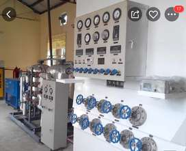 Oxygen gas plant ,160 M3 /700 cylinders per day