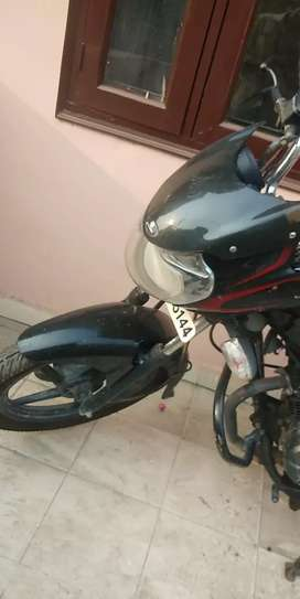 Discover 150cc fully new bike