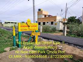 Direct Sale  No Brokerage Brindhavan Garden
