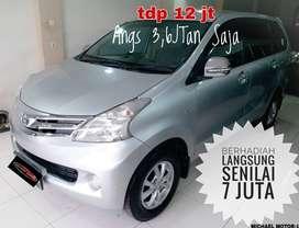 Toyota Avanza DP12 Jtan G MT 2014 Mulus Tanpa Minus