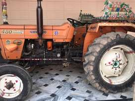 New Holland 2012 Model 480 special