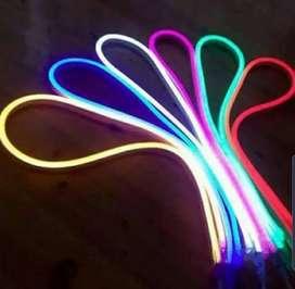 Lampu LED Neon Flex Selang 12Volt DC