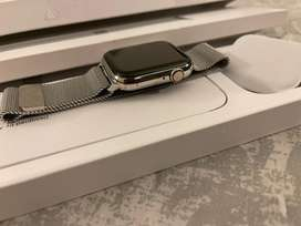 Apple watch series 6 Silver Stainless steel