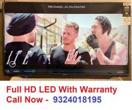 """Big Dhamaka sale offer 32"""" smart full HD LED with Box pack on sale"""