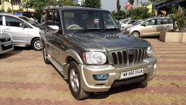 Mahindra Scorpio VLX Special Edition BS-IV, 2010, Diesel