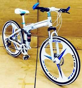 New Foldeble Bicycles
