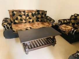 Full Sofa set for sell