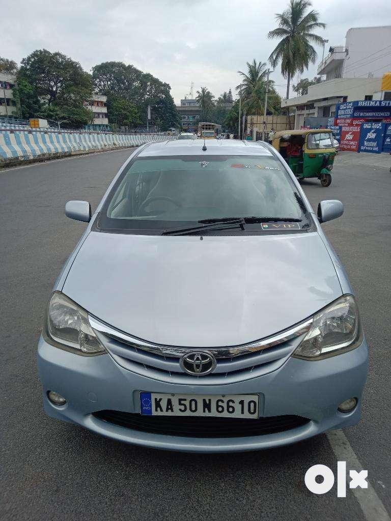 Toyota Etios VD, 2013, Diesel 0