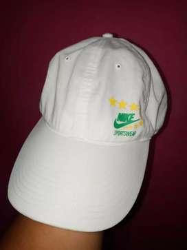 Bismillah, dijual topi build up Nike sport wear original