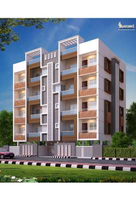 2BHK & 3 BHK Apartments for Sale @ Prime Location