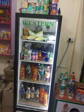 Cold Drink Fridge Brand New To Sell