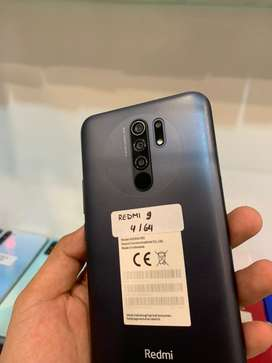 Xiaomi redmi 9 4/64 fulset