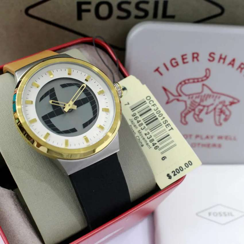 Fossil OCF3001 New Authentic 0