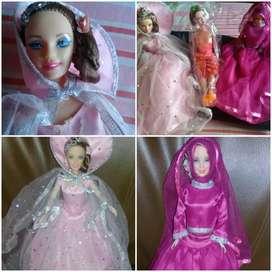 Aneka boneka barbie