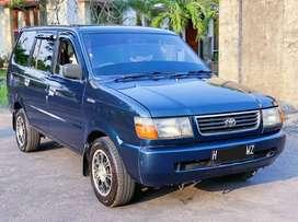 Toyota Kijang LGX Diesel Solar 2000 awal tangan pertama pajak baru