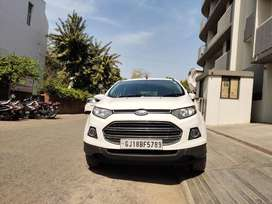Ford Ecosport EcoSport Ambiente 1.5 TDCi, 2016, Petrol