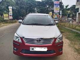 Toyota Innova 2.0 VX 8 STR BS-IV, 2014, Diesel