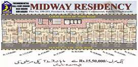 Bahria midway residensia commercial.