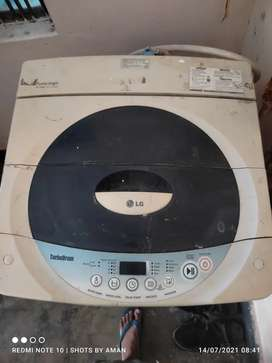 Fully automatic 6.5 kg LG brand