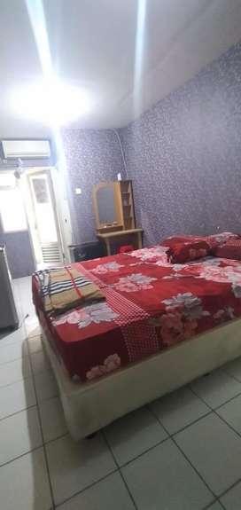 Disewakan STUDIO bulanan murah apartemen Gading Nias Residence