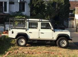 Landrover Defender Double Cab 200Tdi 1993