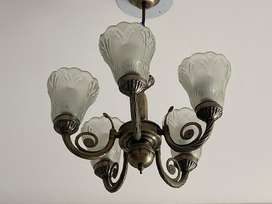 Light fittings for entire house