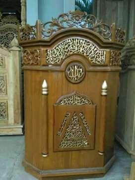mimbar masjid jati podium harga pas 003
