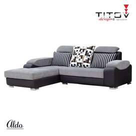 Titov-Sofa Bergaransi 5th - Aldo Series L
